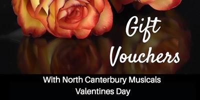 North Canterbury Musicals Gift Vouchers