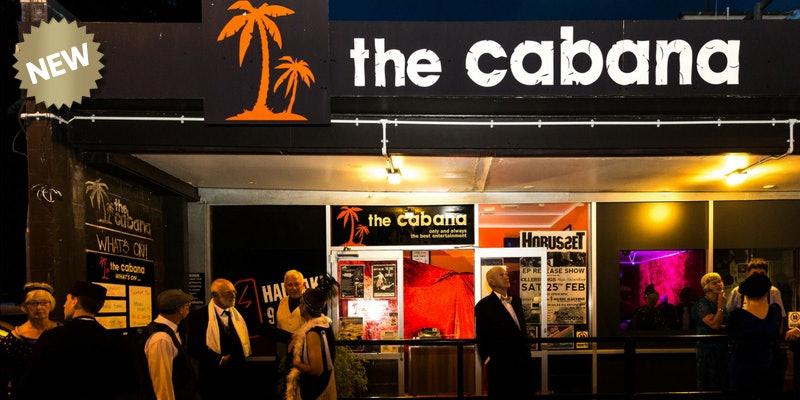 Late Night Jazz Club at the Cabana