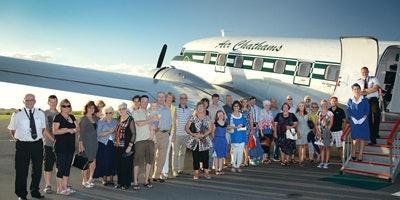 Air Chathams: Bubbles & Brunch