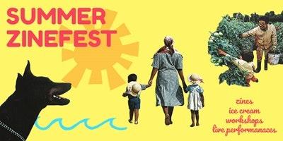 Summer Zinefest 2018