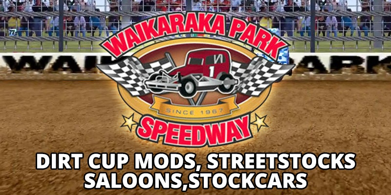 Waikaraka Park - Modified Dirt Cup