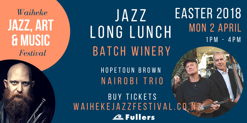 Jazz Long Lunch