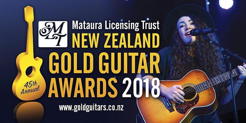 MLT NZ Gold Guitar Awards - Intermediate & Junior Finals