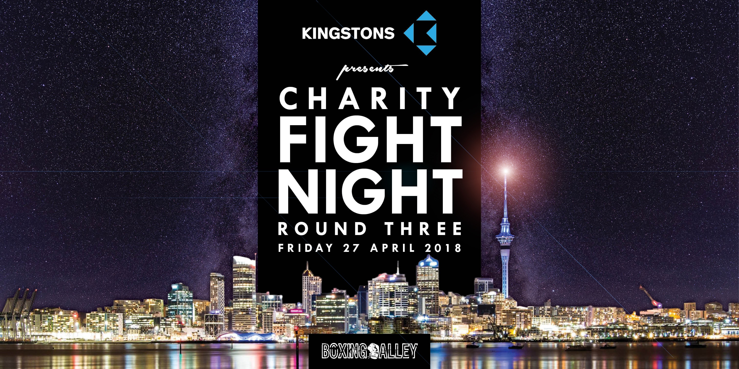 Boxing Alley Charity Fight Night