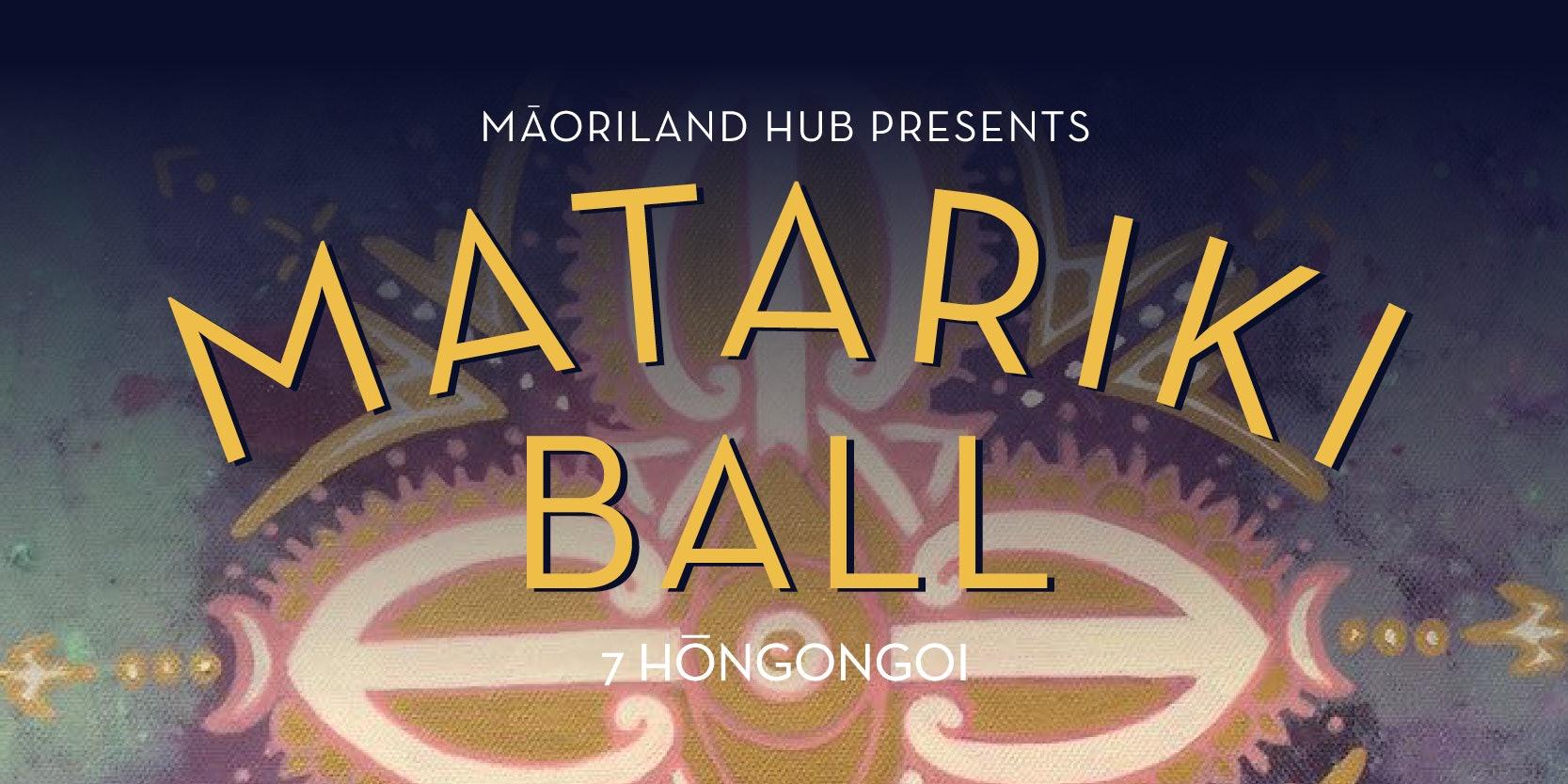 Matariki Ball