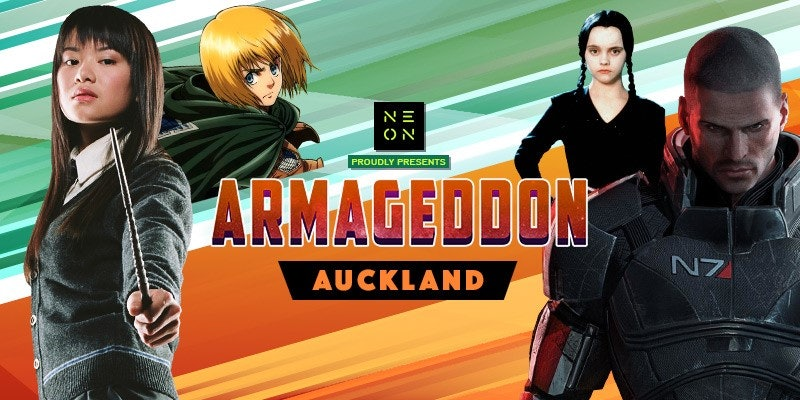Armageddon Expo - General Tickets