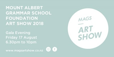 Mount Albert Grammar School Art Show