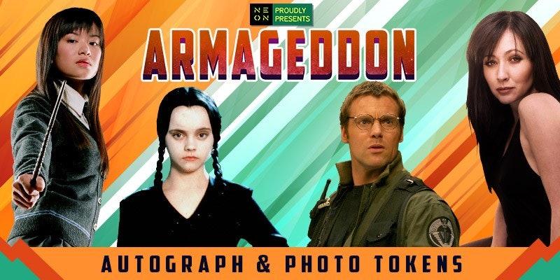Armageddon Expo - Tokens