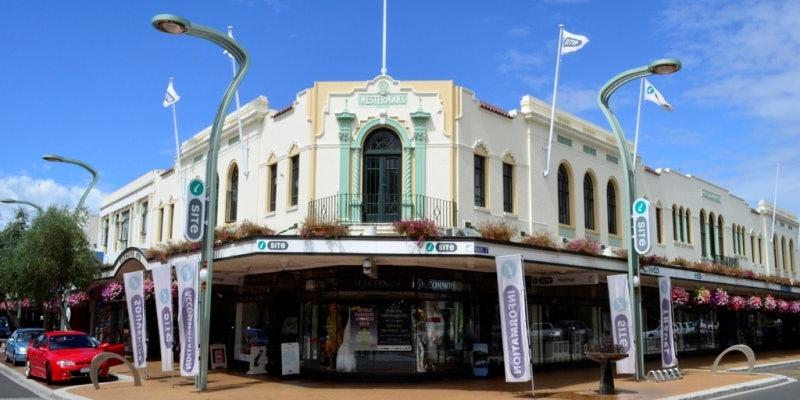 Art Deco Walk of the Hastings CBD