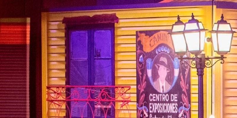 Down Argentine Way - Tango Milonga