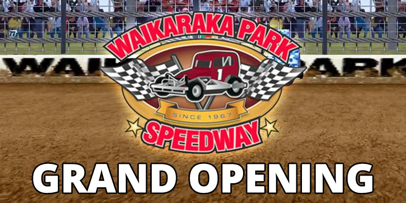Waikaraka Park - Opening Night