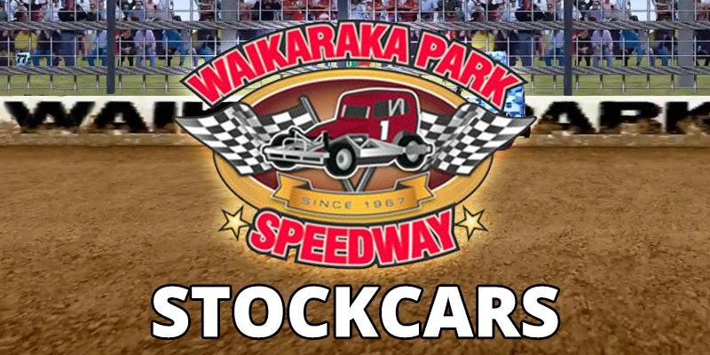 Waikaraka Park - Stockcars