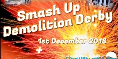 Waikaraka Park - Demolition Derby