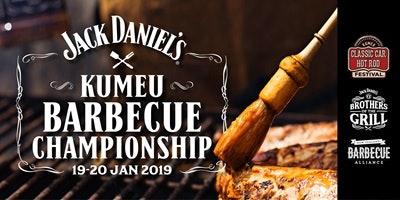 Jack Daniel's Kumeu Barbecue Competition