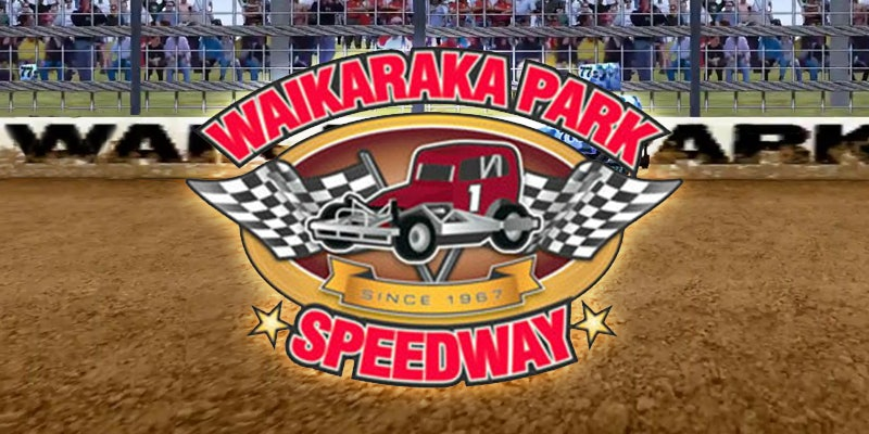 Waikaraka Park - NZ Streetstock Grand Prix
