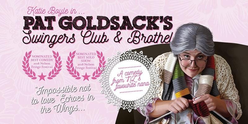 Pat Goldsack's Swingers Club and Brothel