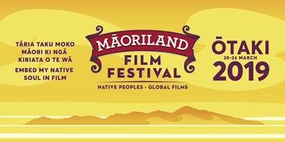 MAORILAND FILM FESTIVAL 2019 | Industry Pass