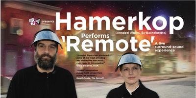 Hamerkop- A live surround-sound sculptural experience