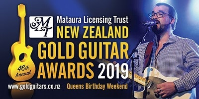 MLT NZ Gold Guitar Awards - Senior Finals
