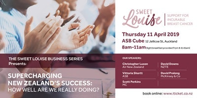 Sweet Louise Business Series