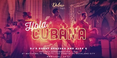 Hola Cubana
