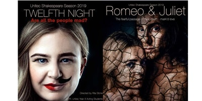 Unitec's 2019 Shakespeare Season
