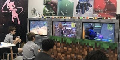 Gaming Skills for Kids