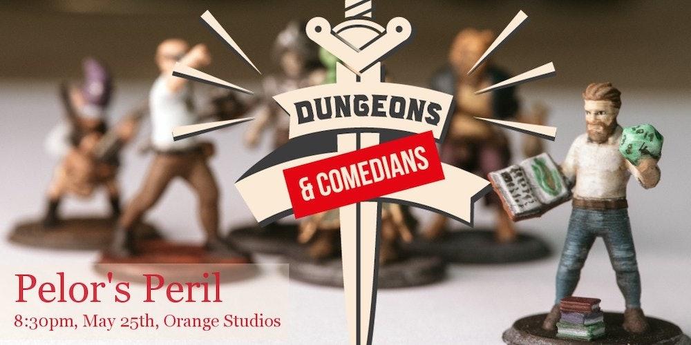Dungeons & Comedians Episode 14