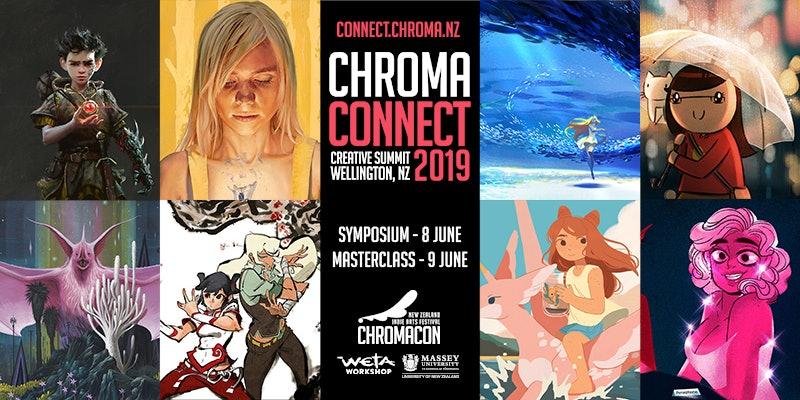 Chroma Connect 2019 Creative Symposium