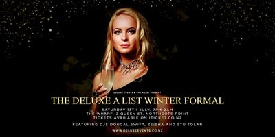 The Deluxe A List Winter Formal