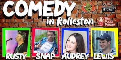 Comedy in Rolleston