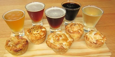Beer No Evil, Pie No Evil