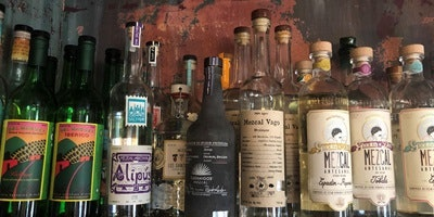 Mezcal & Natural Wine Tasting with Wine Diamonds