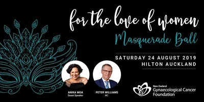 'For the Love of Women' Masquerade Ball
