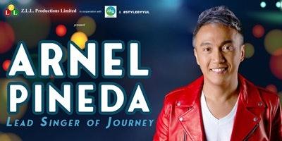 Arnel Pineda Live in Auckland