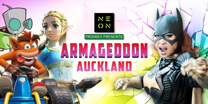 Armageddon Expo 2019 - VIP Tickets