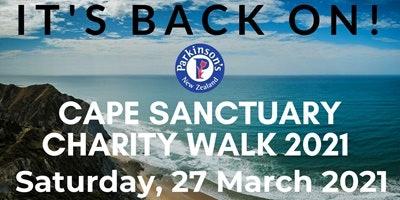 Cape Sanctuary Walk 2020