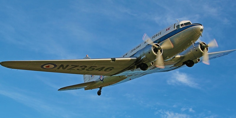 Fly DC-3