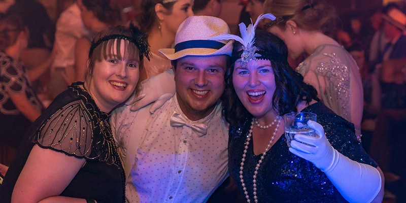 Roaring 20's Swing Party