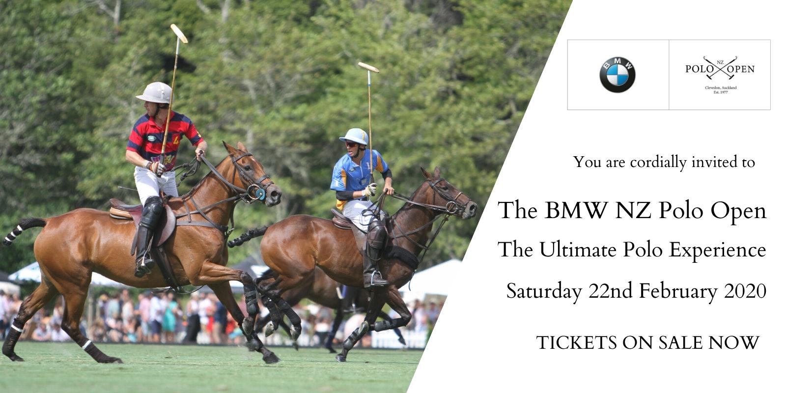 BMW NZ Polo Open