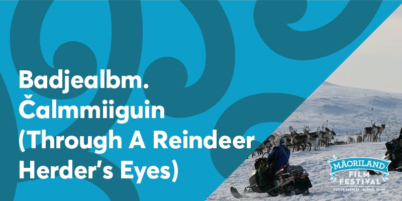 Badjealbm. Calmmiiguin (Through A Reindeer Herder's Eyes)