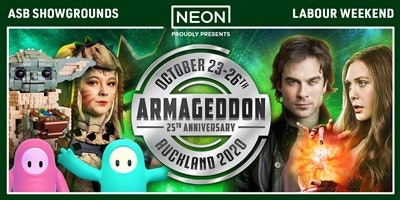 Armageddon Expo VIP Experience