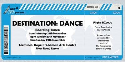 Destination: Dance