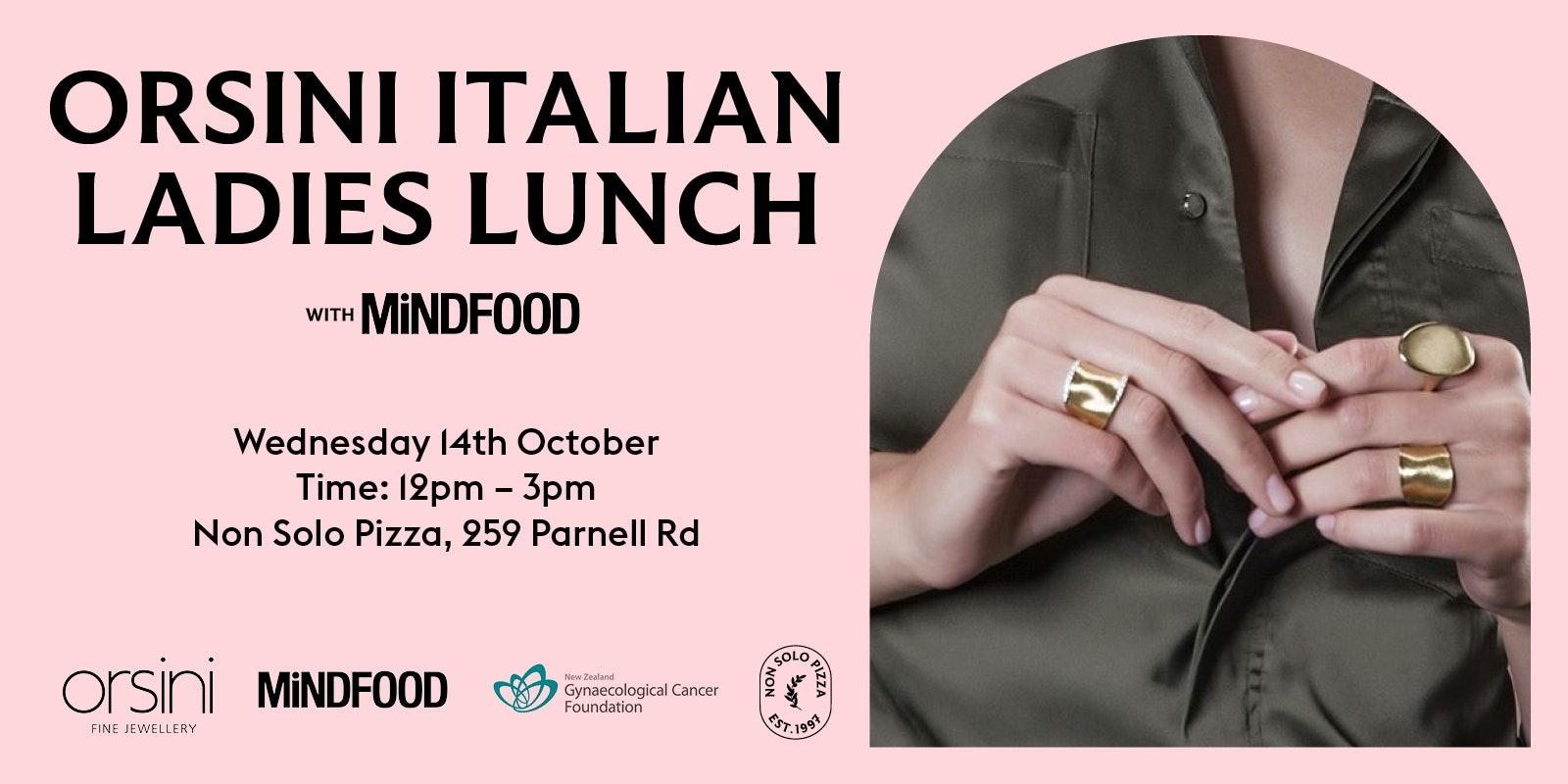 Orsini Italian Ladies Lunch