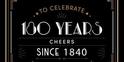 180 Years - Cheers!