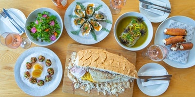 NYC Deli Feast of Seven Fishes