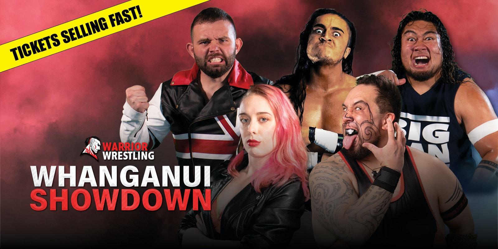 Whanganui Showdown