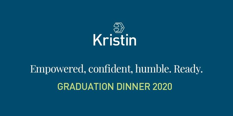 Kristin School Graduation Dinner