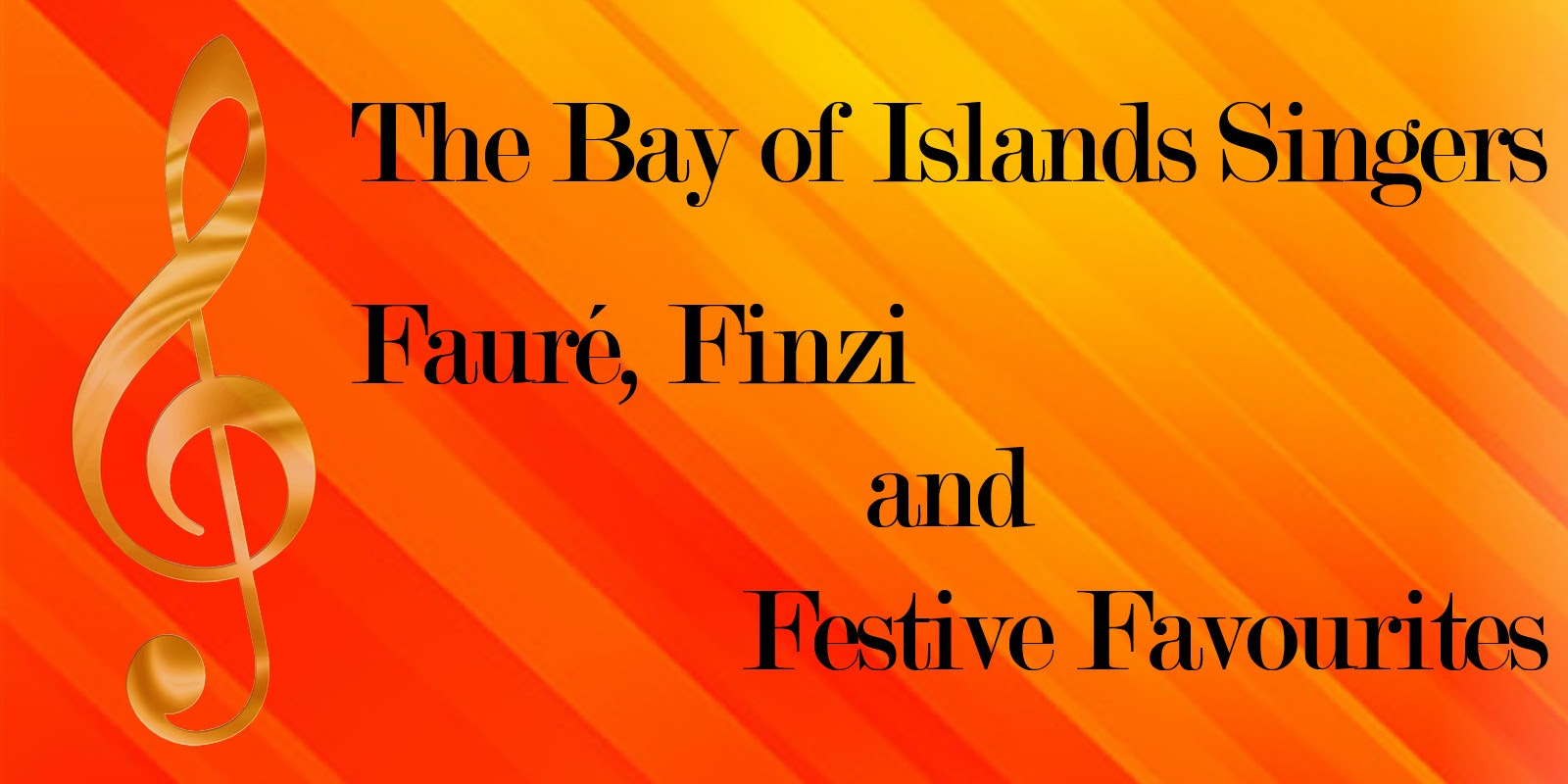 Fauré, Finzi and Festive Favourites