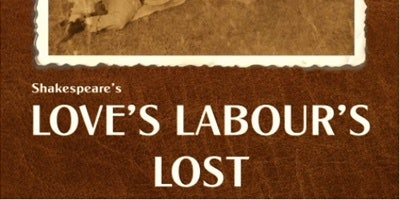 Shakespeare's Love's Labour's Lost